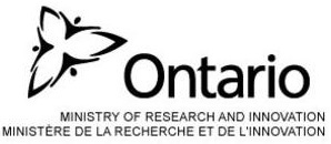 Ontario Research Fund for Research Infrastructure logo